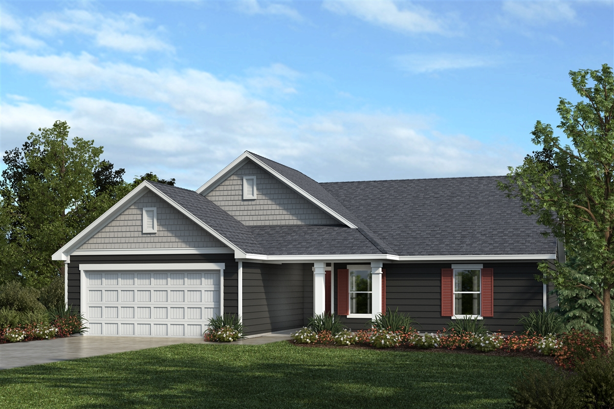 New Homes in Fuquay-Varina, NC - Plan 1773