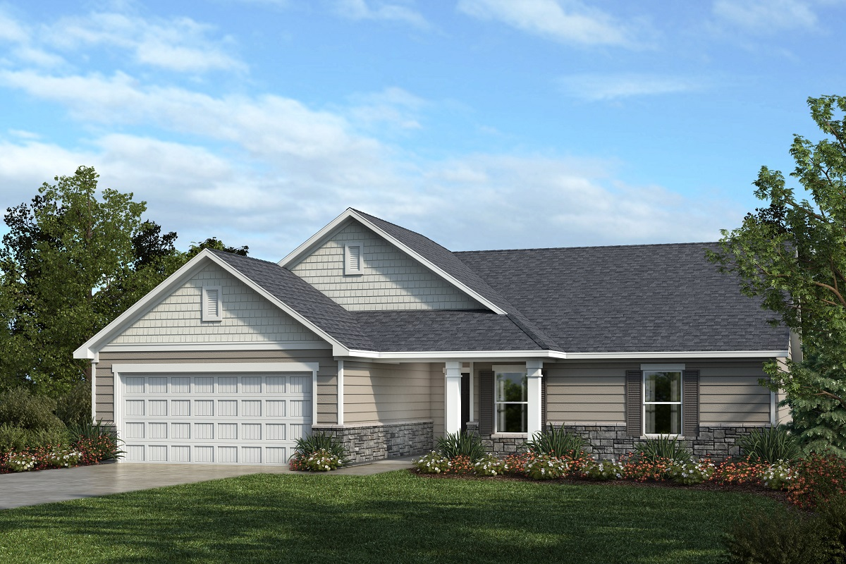 New Homes in Mebane, NC - Plan 1773