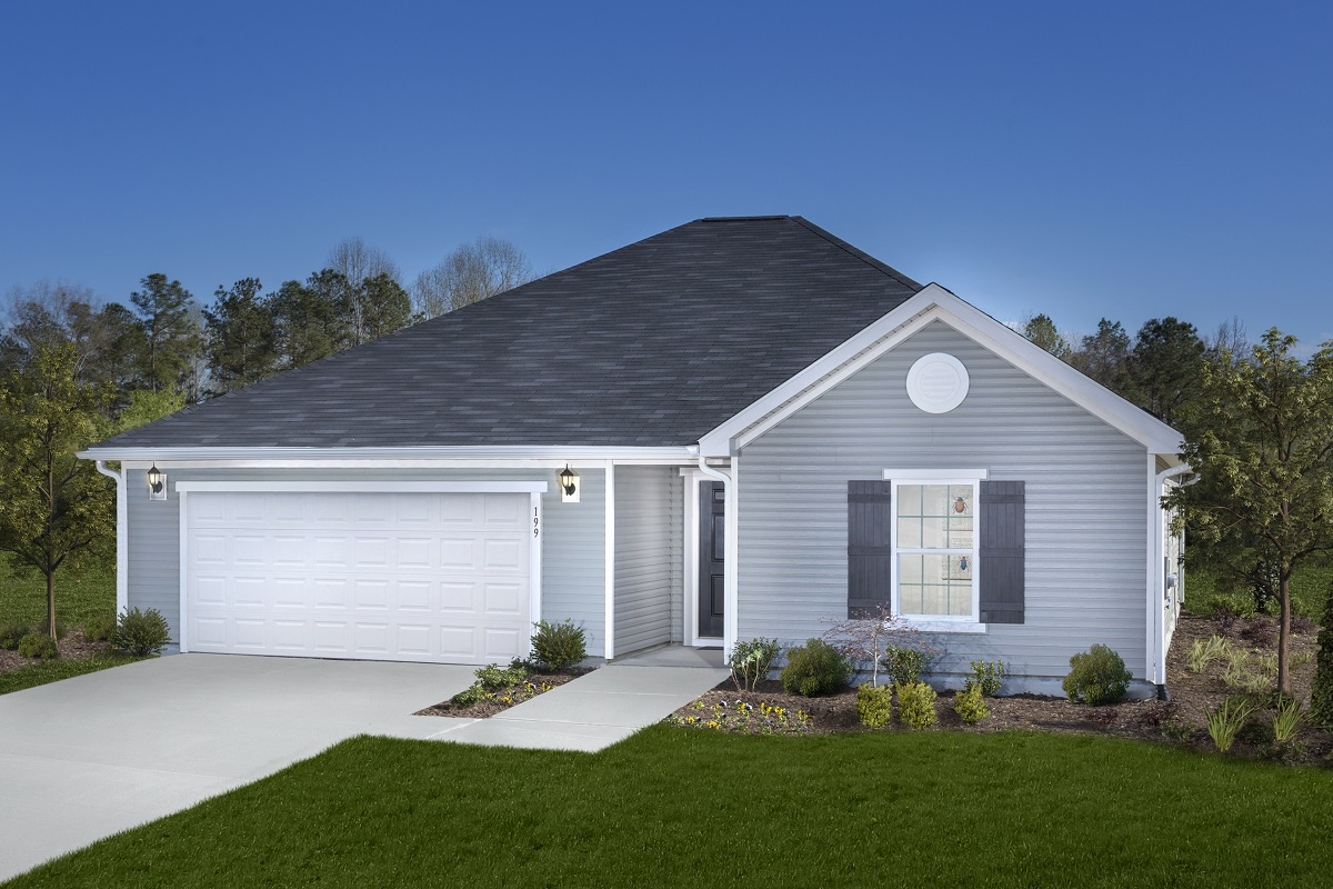 New Homes in Fuquay-Varina, NC - Mason Pointe The Daniels