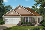 New KB Home built-to-order homes available at Parks at Bass Lake in Holly Springs, NC. The Griffith is one of many floor plans to choose from.
