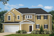 New KB Home built-to-order homes available at Parks at Bass Lake in Holly Springs, NC. The Creswell II Modeled is one of many floor plans to choose from.