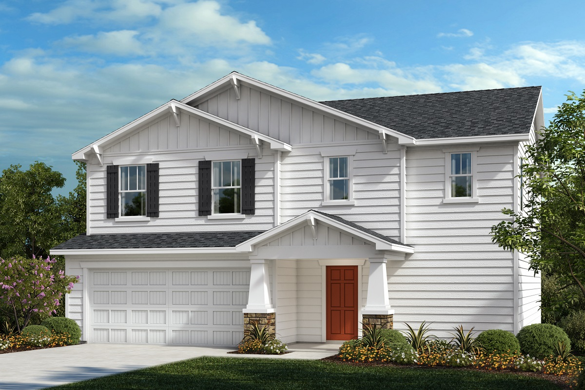 New Homes in Fuquay-Varina, NC - Union Station