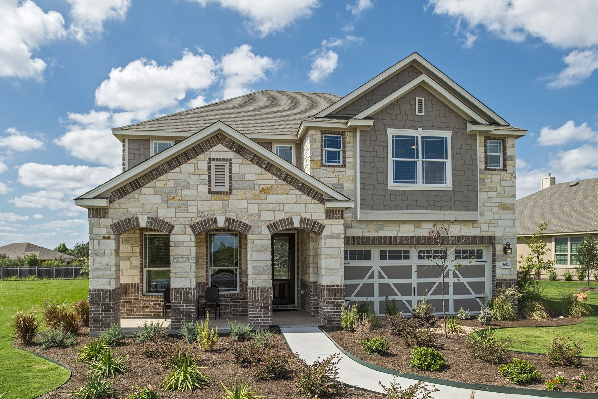 new homes for sale in georgetown tx berry creek community by kb
