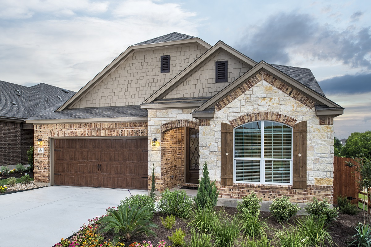 New homes for sale in pflugerville tx the edgewaters for House plans for texas