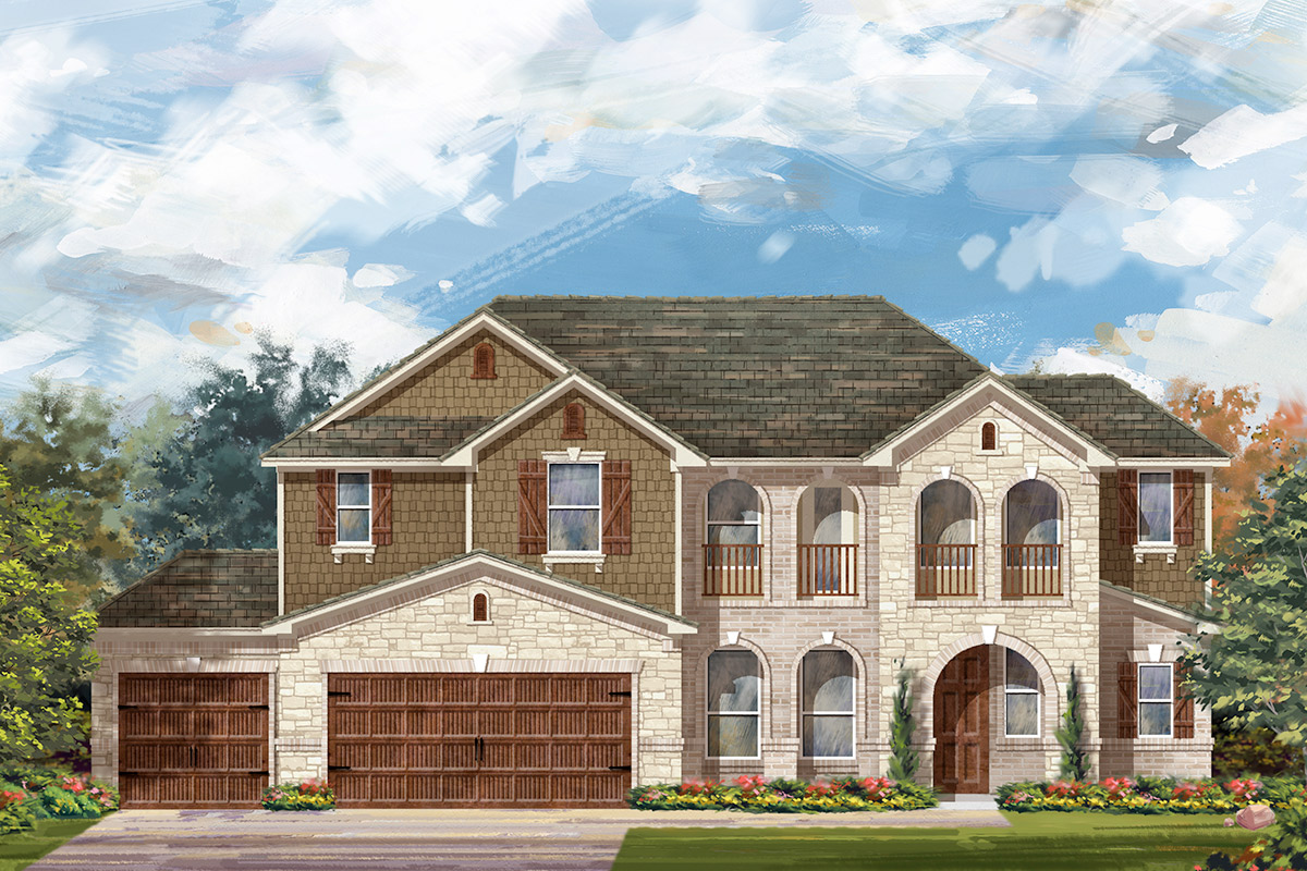 Forest Grove Legend Estates Collection A New Home Community By Kb Home