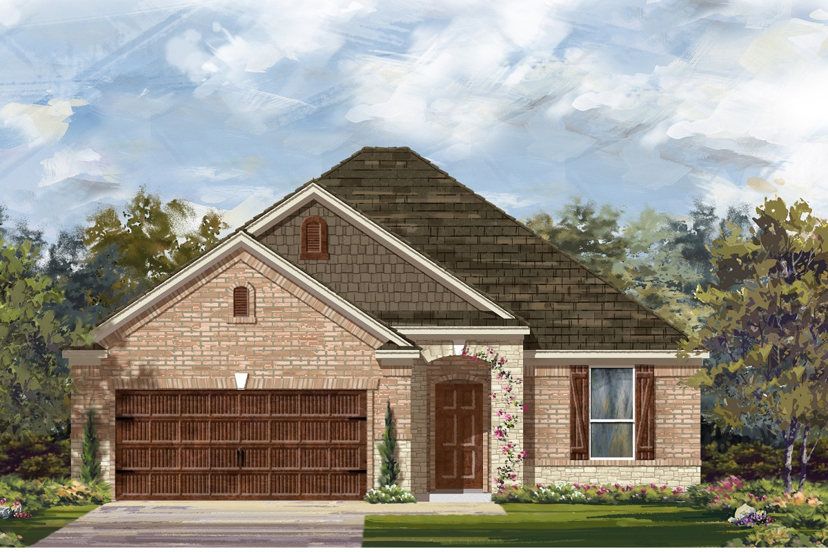 New Homes in Leander, TX - Plan 1792