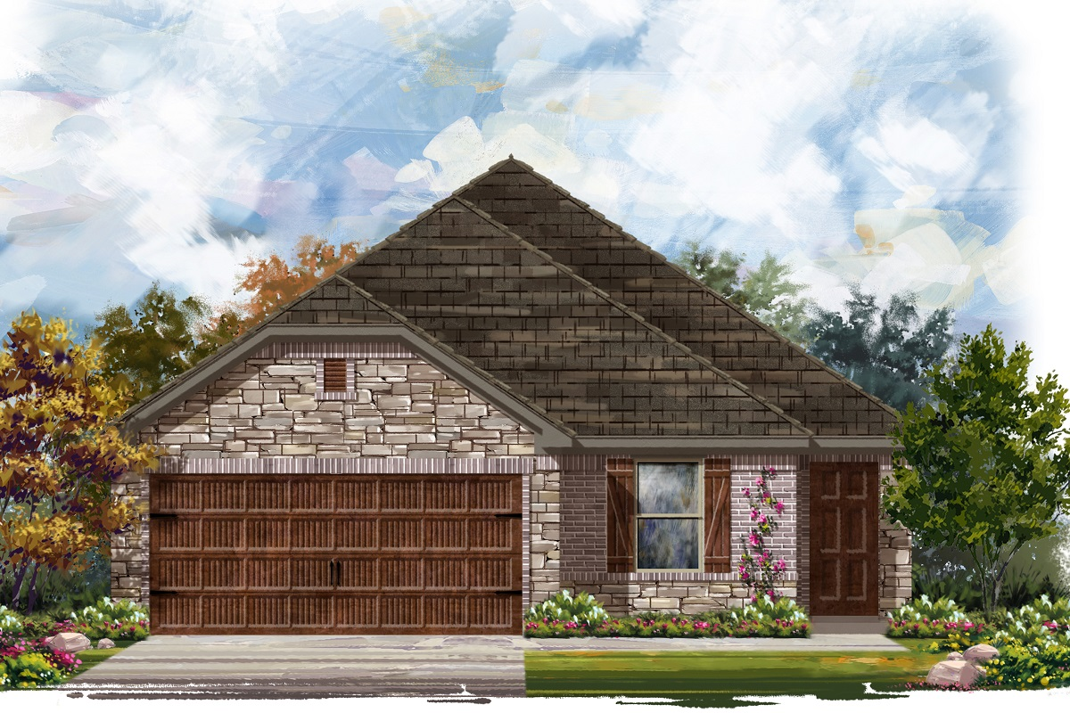 New Homes in Uhland, TX - Plan1694
