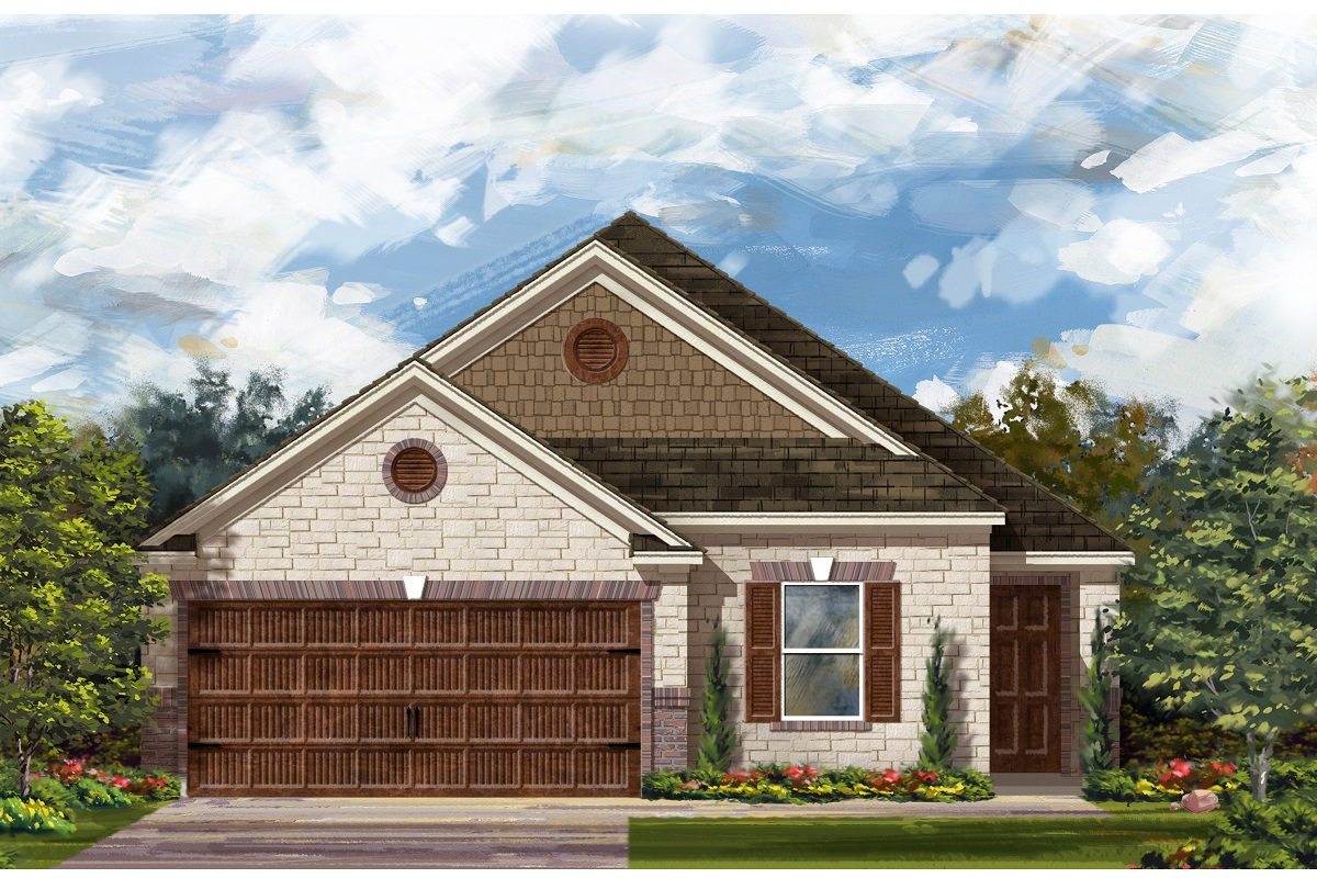 New Homes in Uhland, TX - Plan 1892