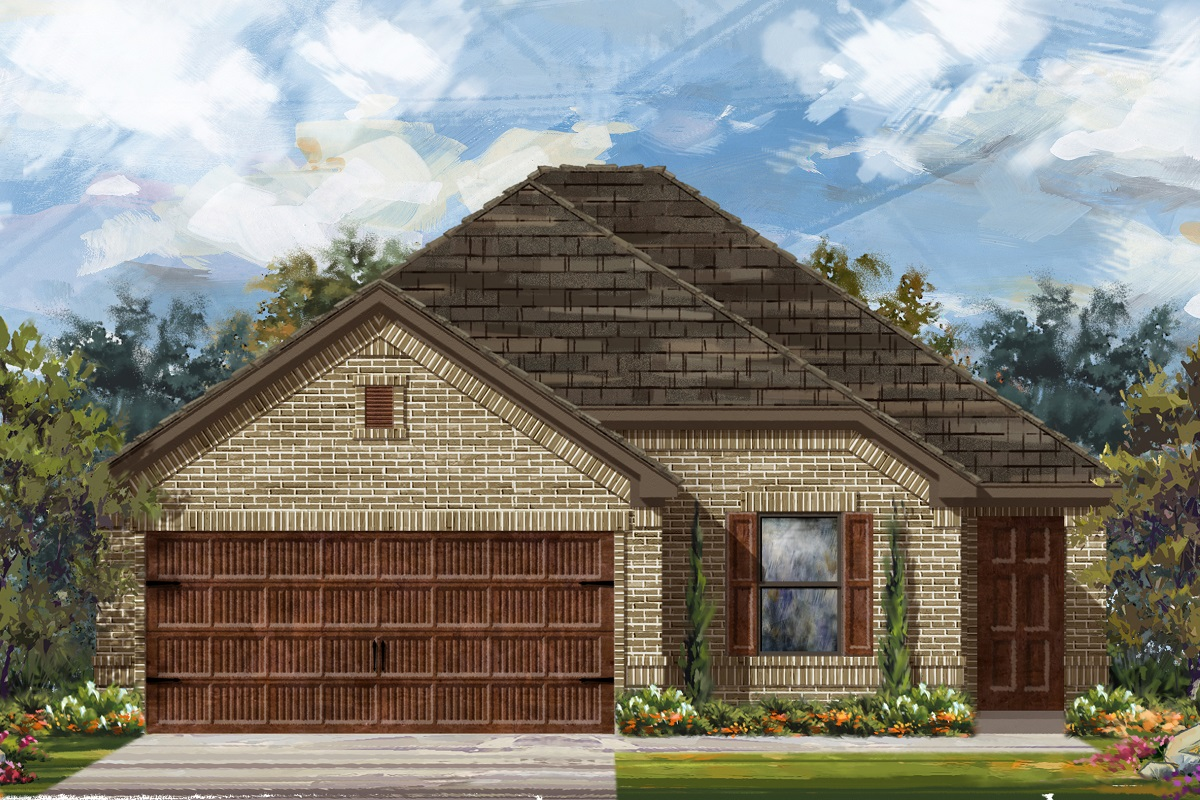 New Homes in Uhland, TX - Plan 1694