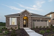 New Homes in Manor, TX - Plan A-2089