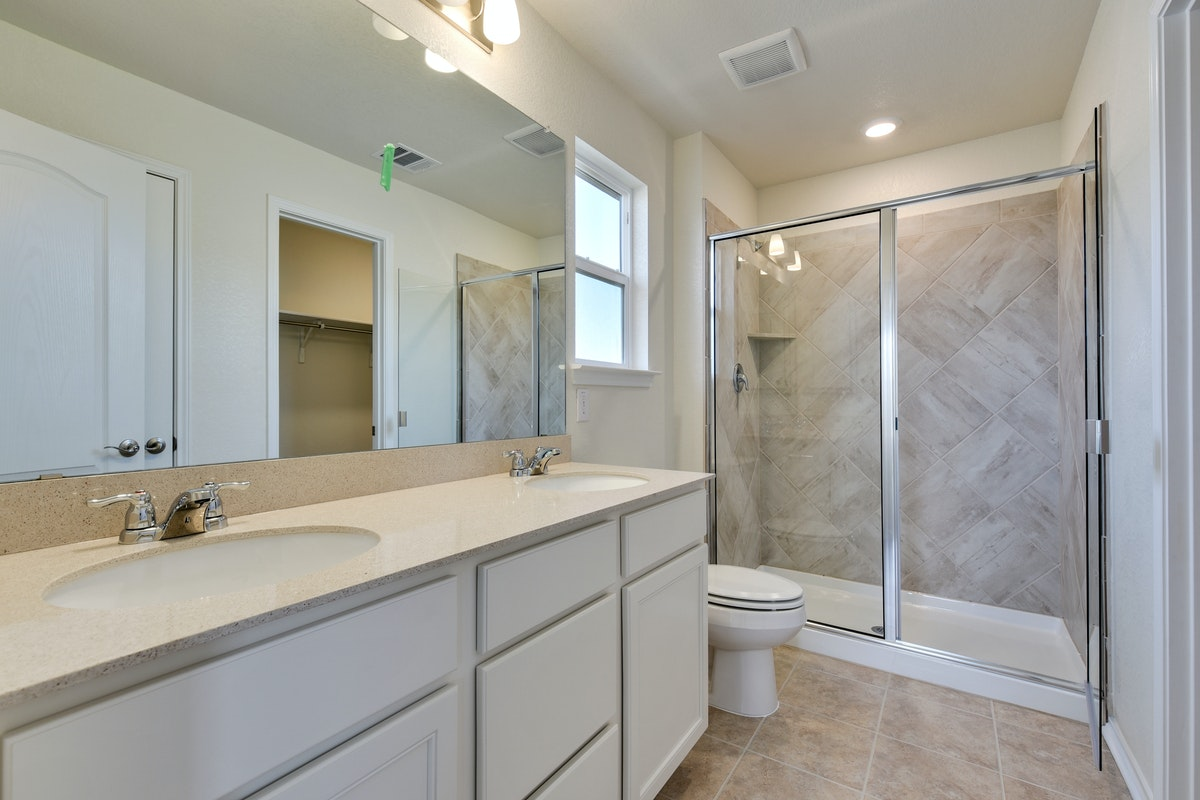 Homesite 3/D-1 Master Bathroom