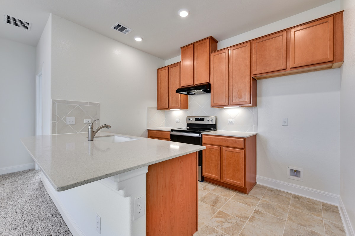 Homesite 14/H-2 Kitchen
