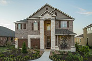New KB Home built-to-order homes available at Mason Hills - The Lakes in Leander, TX. A-2755 Modeled is one of many floor plans to choose from.