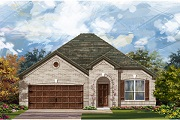 New KB Home built-to-order homes available at Mason Hills - The Lakes in Leander, TX. Plan A-1792 is one of many floor plans to choose from.