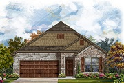 New Homes in Leander, TX - Plan A-1852