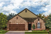 New KB Home built-to-order homes available at Mason Hills - The Lakes in Leander, TX. Plan A-1965 MODELED is one of many floor plans to choose from.