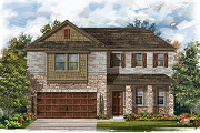 New Homes in Leander, TX - Plan A-2502