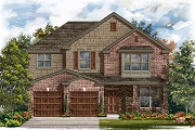 New KB Home built-to-order homes available at Mason Hills - The Lakes in Leander, TX. PLan A-2797 is one of many floor plans to choose from.