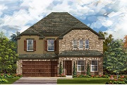 New KB Home built-to-order homes available at Mason Hills - The Lakes in Leander, TX. Plan A-2881 is one of many floor plans to choose from.