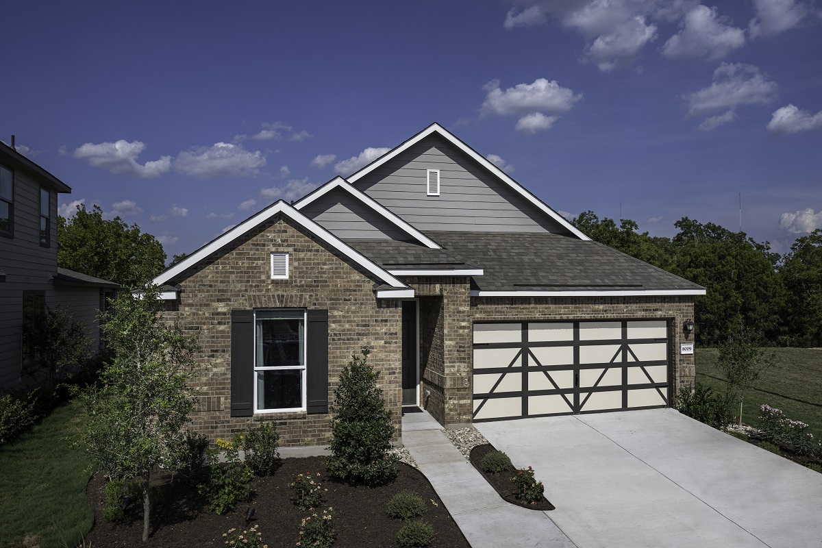 New Homes in Austin, TX - Plan 1491 Modeled