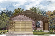 New Homes in Manor, TX - Plan F-1340