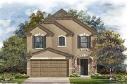 New Homes in Manor, TX - Plan F-1771
