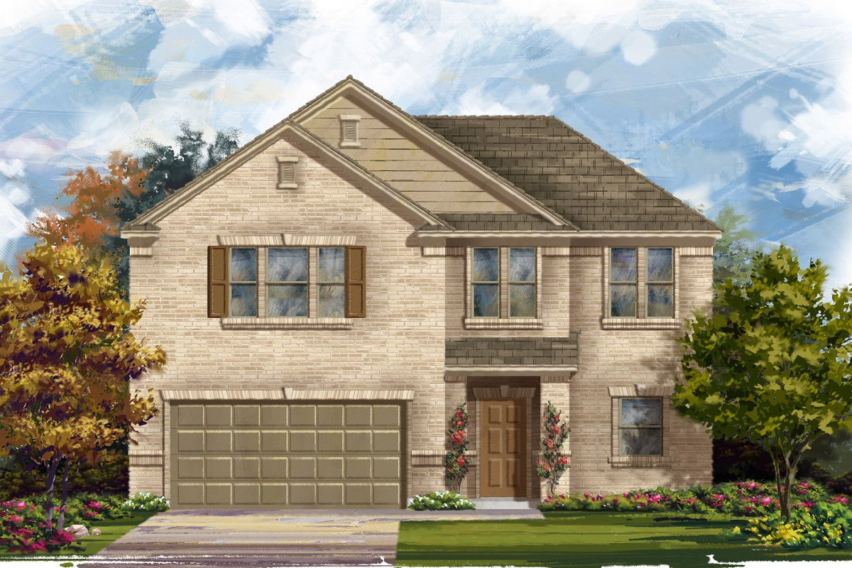 New KB quick-move-in homes available at Presidential Meadows - Classic Collection in Manor, TX.  is one of many quick-move-in homes to choose from.