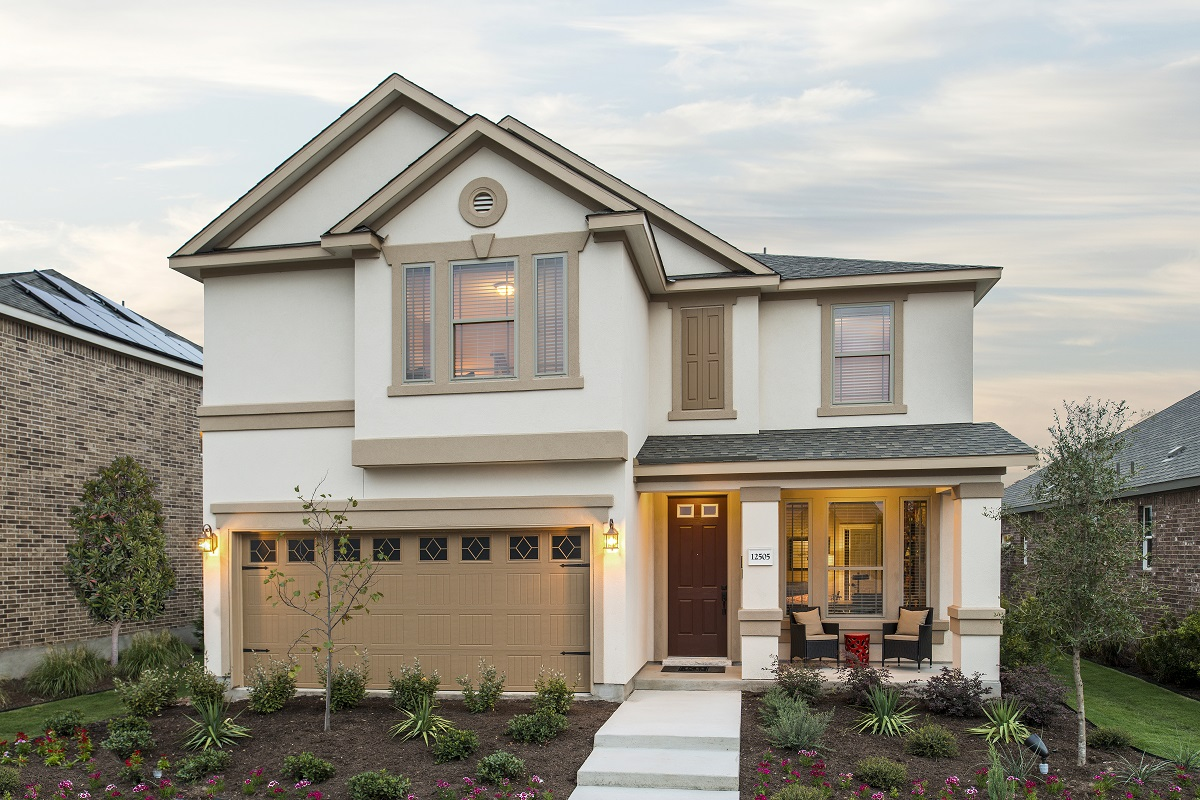 New Homes For Sale In Austin Tx Retreat At Tech Ridge