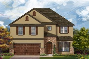New KB Home built-to-order homes available at Mason Hills - The Lakes in Leander, TX. Plan A-2469 is one of many floor plans to choose from.