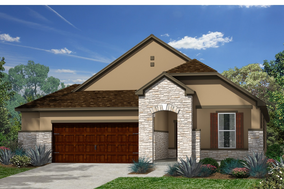 New Homes in Kyle, TX - Plan A-1792