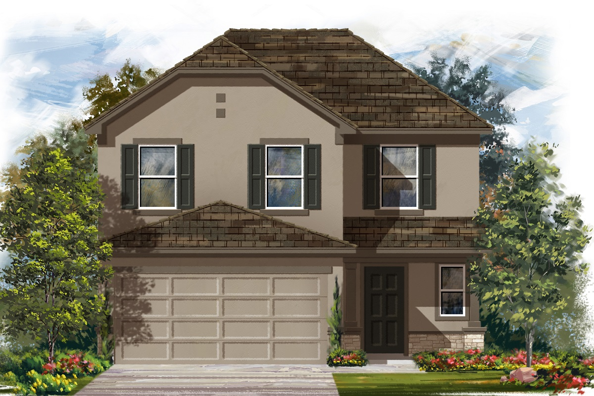 New Homes in Del Valle, TX - Plan F-2239 J