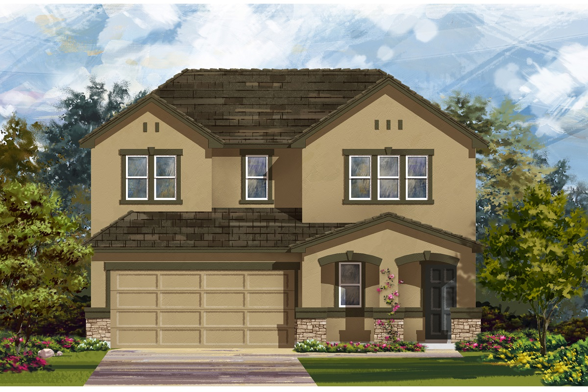 New Homes in Del Valle, TX - Plan E-2516 K