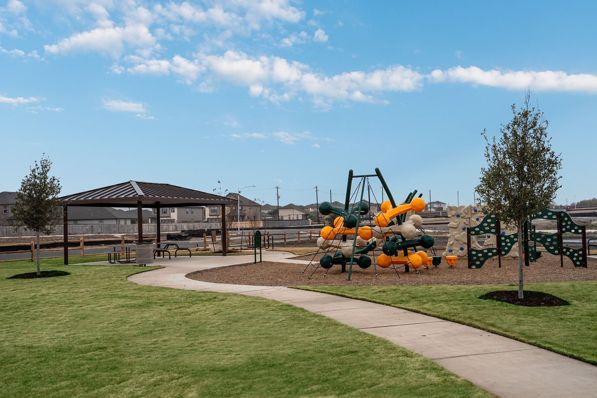 New Homes in Del Valle, TX - Sundance Crossing Community Park