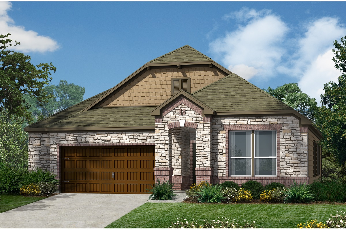 New Homes in Kyle, TX - Sunset Hills