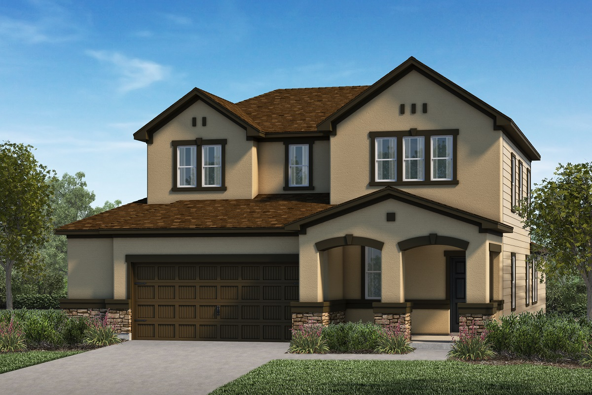 New Homes in Kyle, TX - Plan E-2516 K