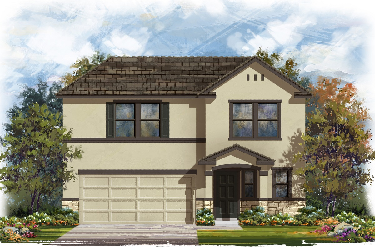 New Homes in Austin, TX - Plan 2412 K