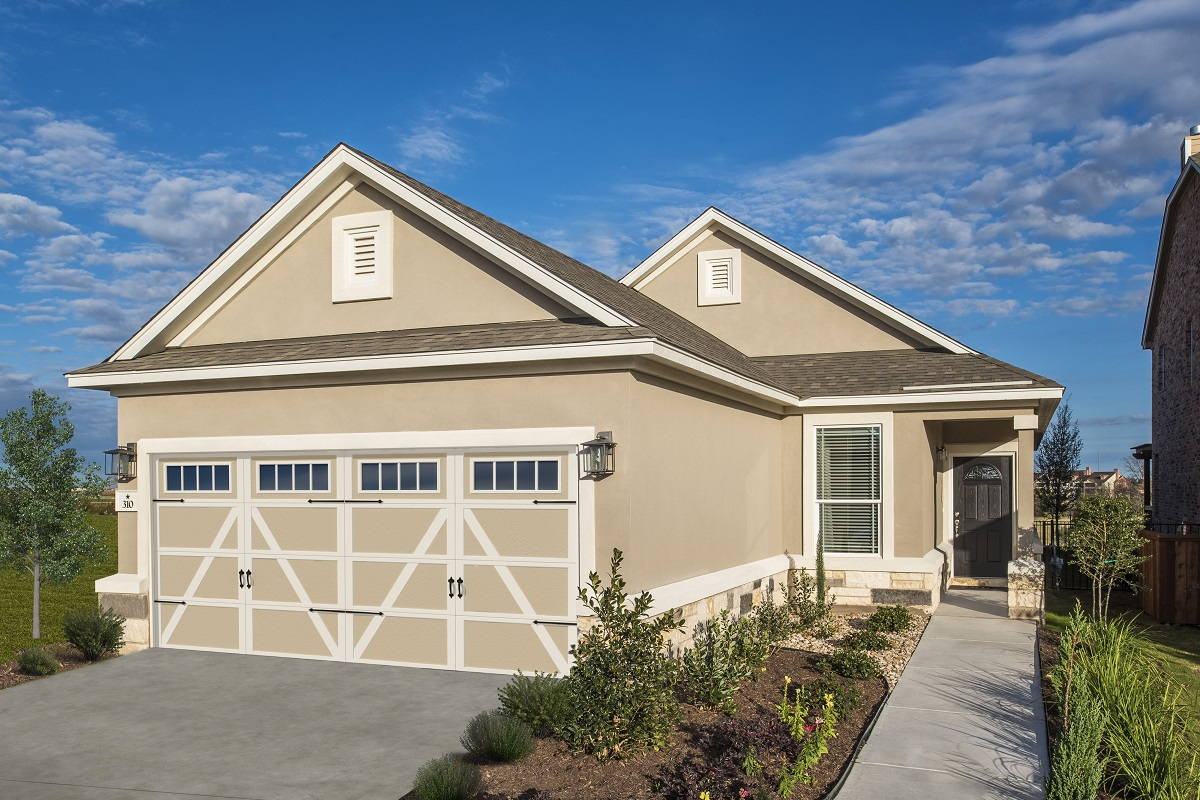 New Homes in Hutto, TX - Plan F-1353