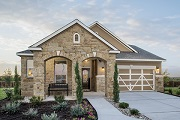 New Homes in Manor, TX - Plan A-2655
