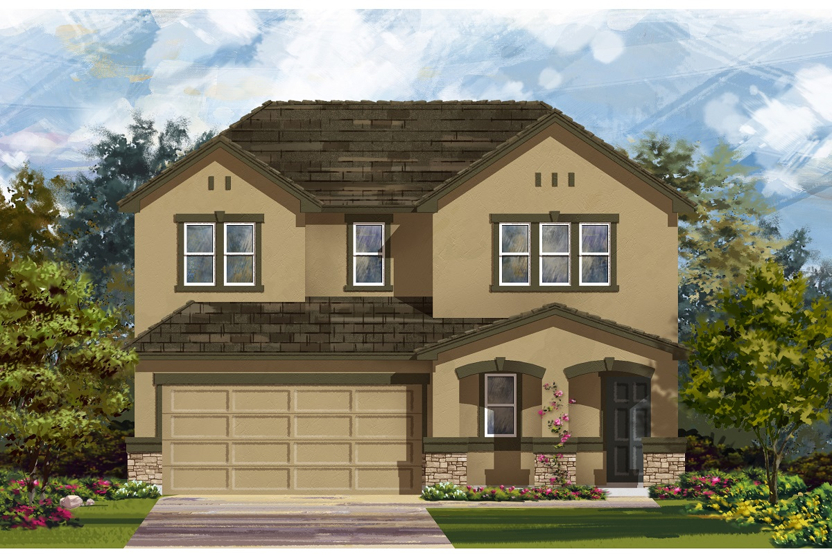 New Homes in Austin, TX - Plan E-2516 K