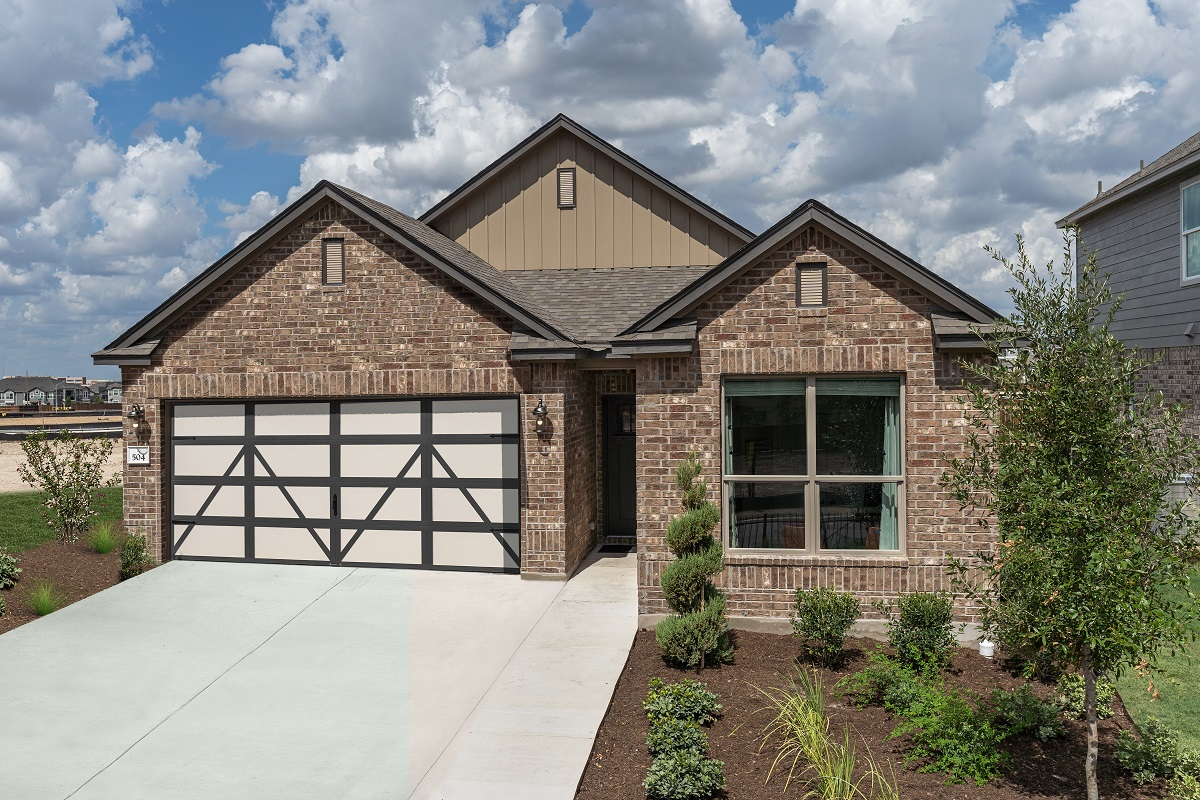 New Homes in Austin, TX - Willow Trace Plan 1647