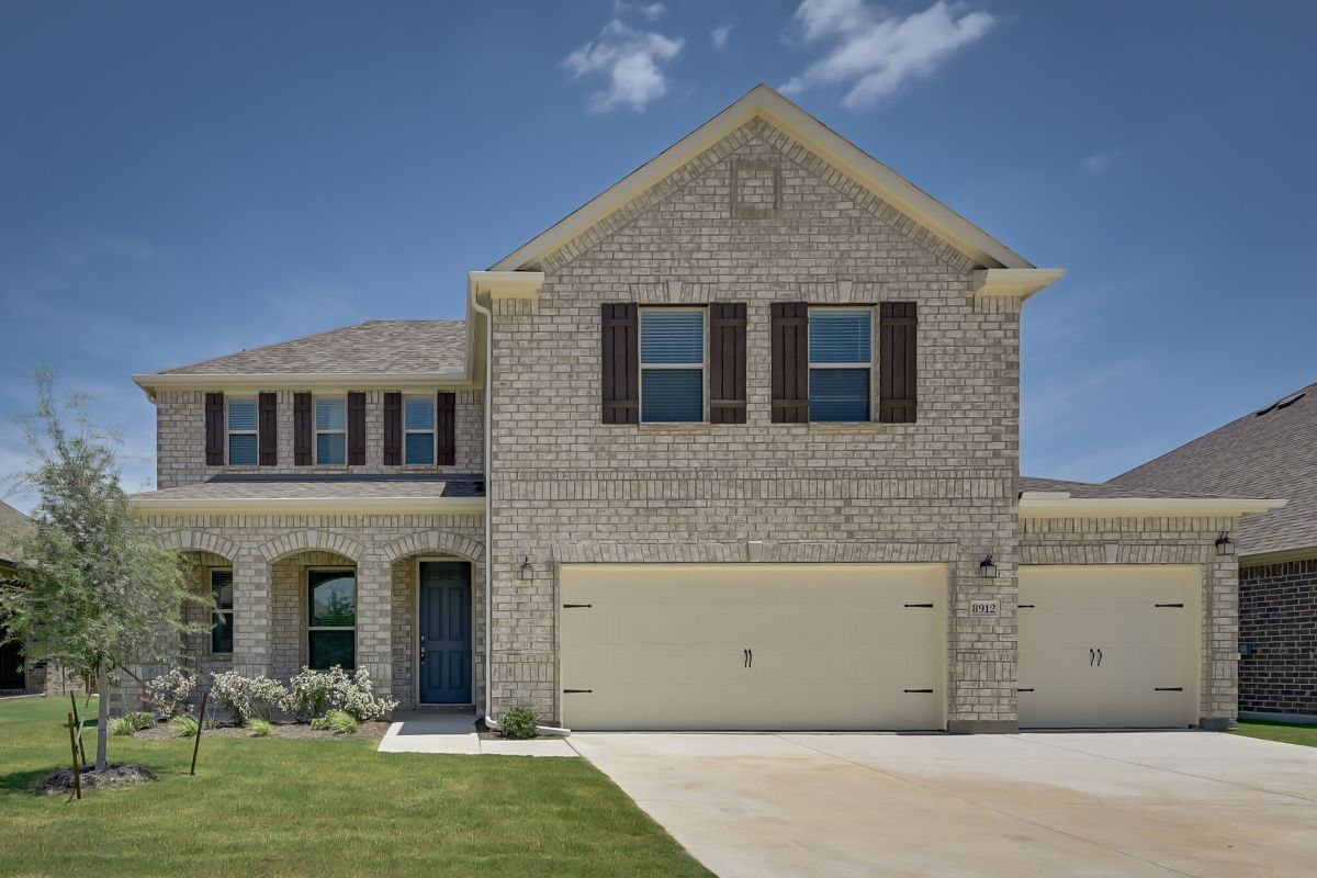 New KB quick-move-in homes available at Copper Creek Estates in Fort Worth, TX.  is one of many quick-move-in homes to choose from.