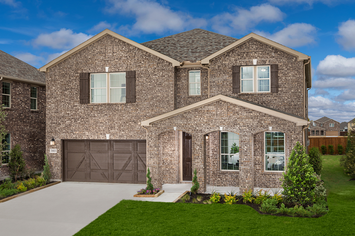New Homes in Celina, TX - Creeks of Legacy Plan 2803