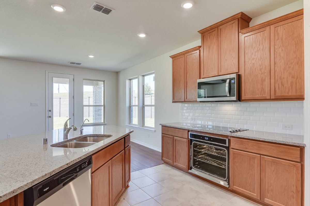 Homesite 11-A-1 Kitchen