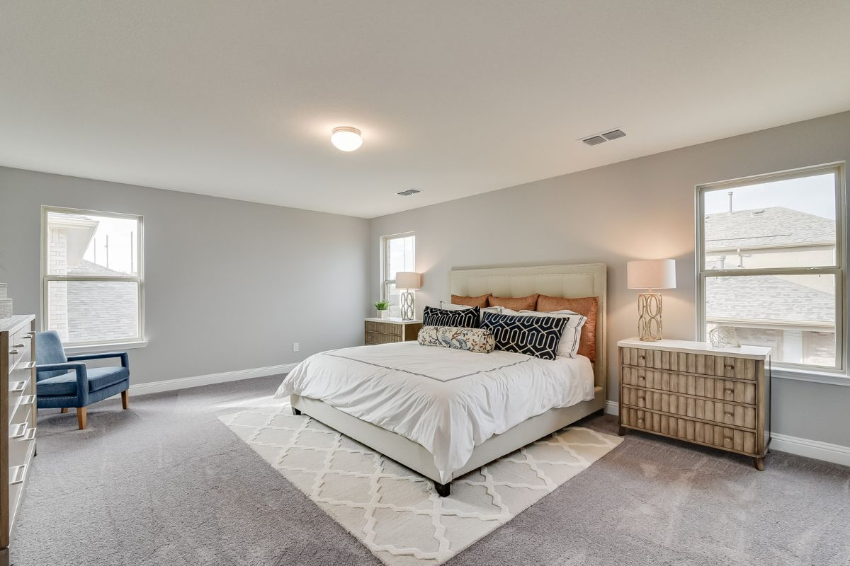 Homesite 10-B-1 Master Bedroom