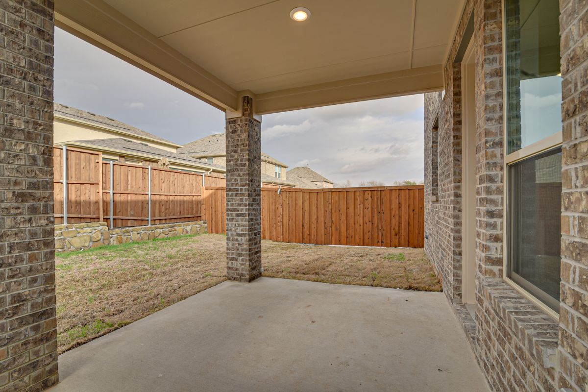 Homesite 10-B-1 Covered Patio