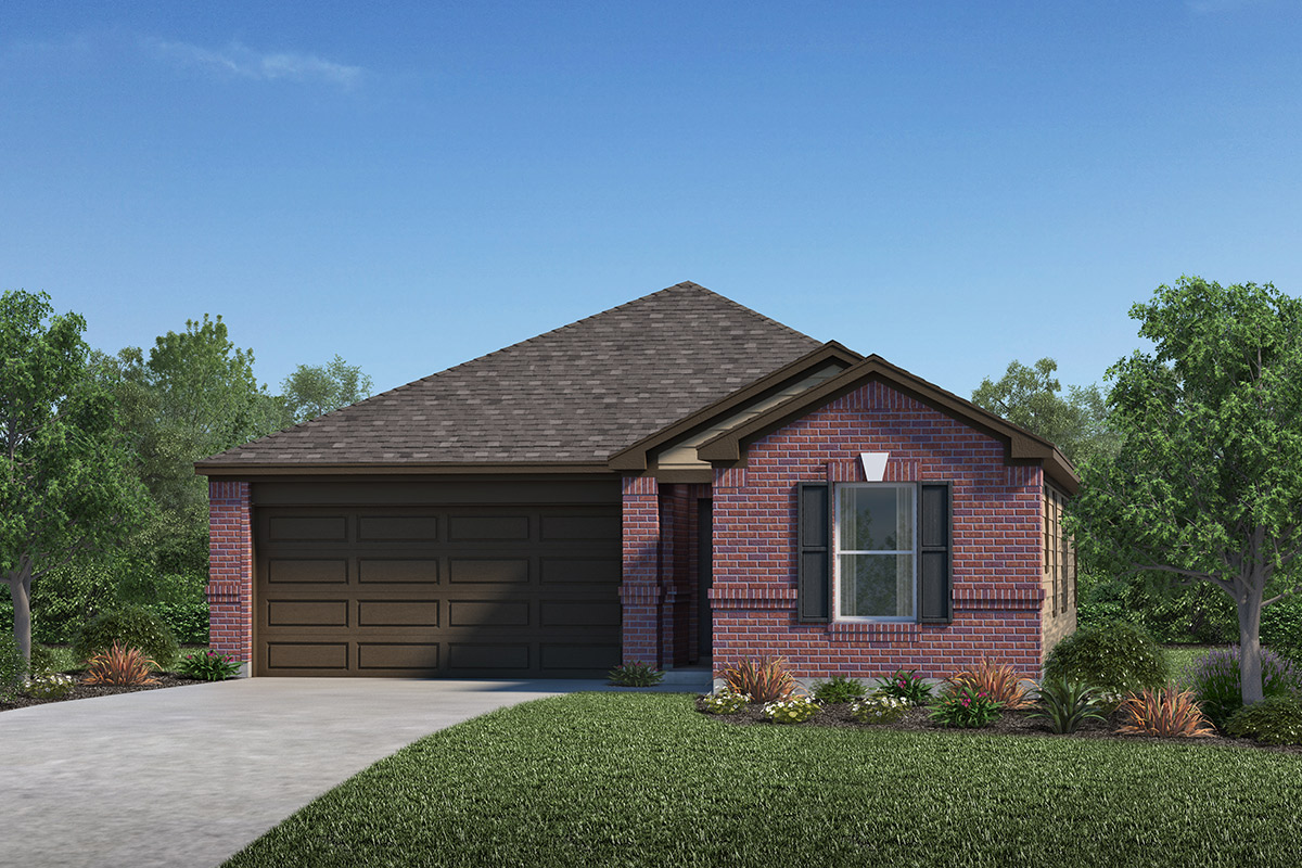 New Homes in Katy, TX - Plan 1631