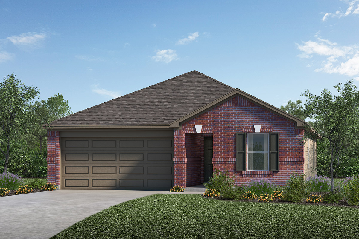 New Homes in Iowa Colony, TX - Plan 1944