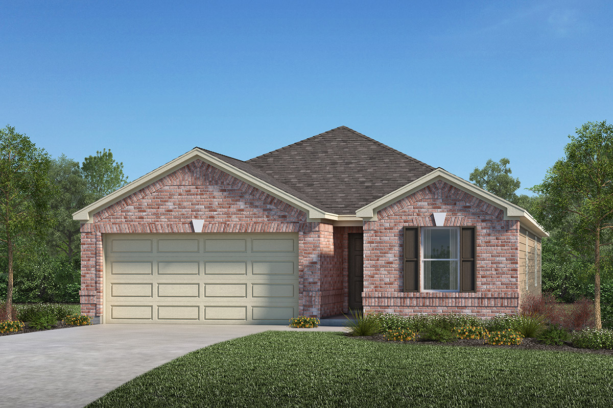 New Homes in Katy, TX - Plan 1944