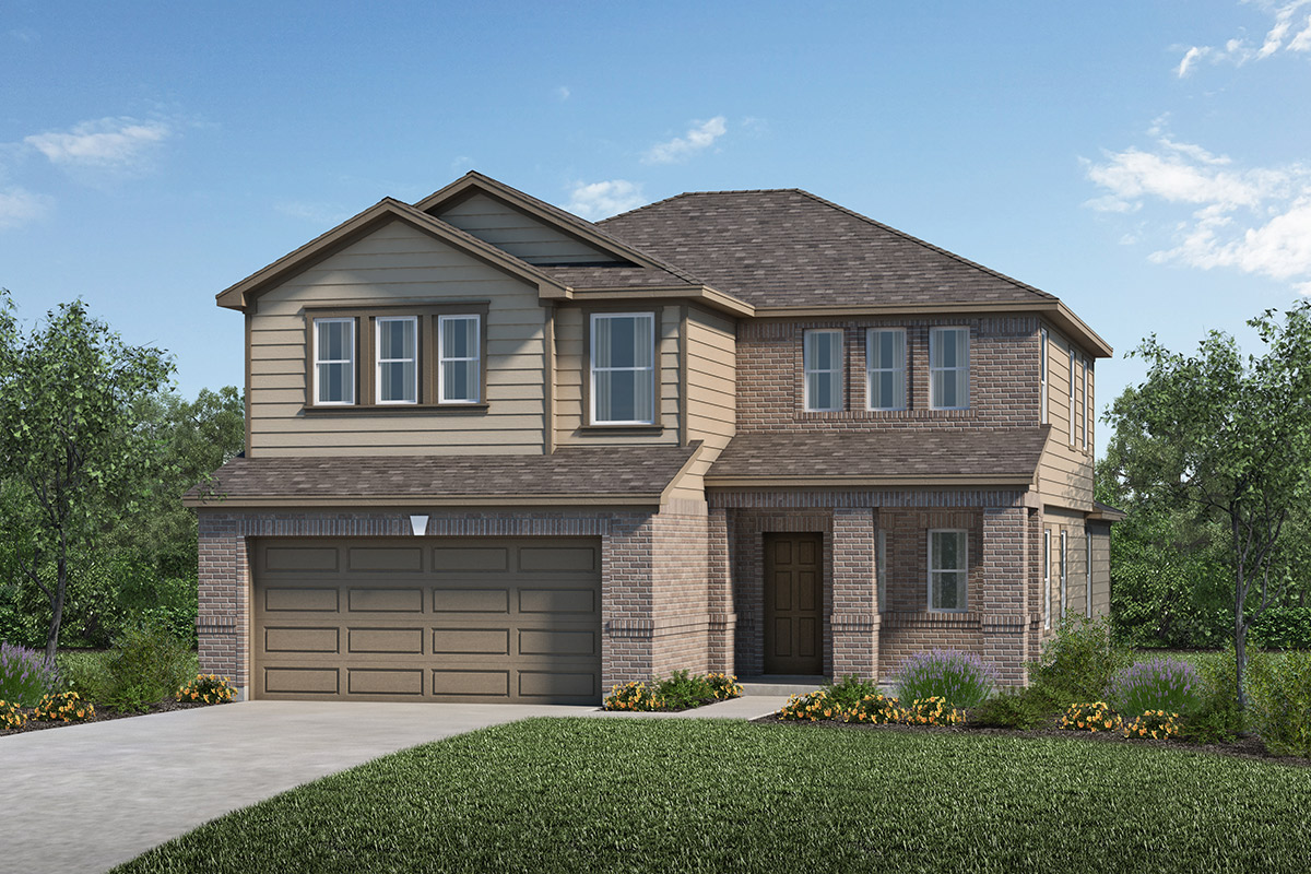 New Homes in Porter, TX - Elevation C