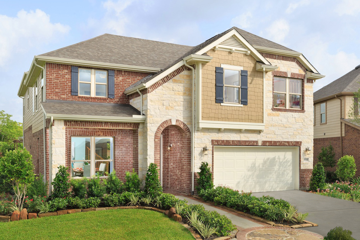 New Homes For Sale In Pearland Tx Shadow Grove Preserve Community By Kb Home